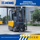XCMG 1.5 Tonnen-Vierradmast-Seiten-Schaltelektrischer Gabelstapler