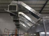 Воздушный охладитель установленный стеной испарительный для промышленной мастерской