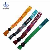 Einfacher Form-Armband-Sublimation-Firmenzeichen-FestivalWristband