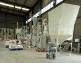 Máquina da fábrica de moagem/equipamento de trituração arroz pequeno
