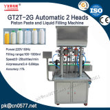 Automatic Bottling Paste Filling Machine for Shoe Polish (Gt2t-2g)