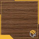 Du bois de chêne Stright Pattern de grain de l'impression papier décoratif pour l'étage, porte, une armoire ou du mobilier d'usine chinoise de surface