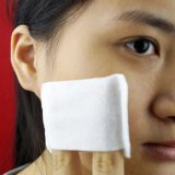 El mejor rendimiento de alta calidad cosmética de insertar la almohadilla de algodón de las máquinas de hacer