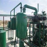 Zsaの原油の精製所装置