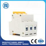 試供品! 最もよい品質IEC60947 Fpv-63 1p、2p、3p、4p 10A、16Aの20A 12VDC-1000VDC MCB小型DCの回路ブレーカ