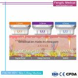 Best Anti-Aging Foco de Alta Intensidade remoção dos vincos Hifu ultrassom e modelagem do corpo