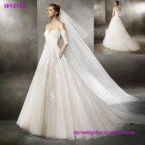 Платье венчания партии платья Pricess новой девушки Bridal