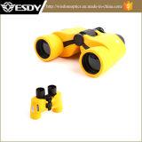 Télescope imperméable à l'eau jaune chaud de la vente 8X40 binoculaire