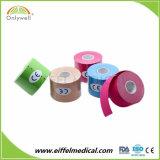 Athletic coton élastique Kinésiologie thérapeutique de bande adhésive