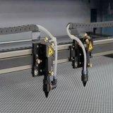 De auto het Voeden TextielSnijder van de Laser van de Stof (JM-1810t-bij)