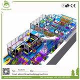 Equipamento interno interessante popular seguro do campo de jogos para a venda