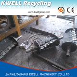PE/PP/PVC 재생하는 폐기물 플라스틱 쇄석기 또는 낭비 플라스틱 기계 분쇄