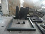 De unieke Grafstenen van het Graniet met Grafsteen voor Verkoop
