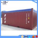 Высокая прочность ПВХ брезентом контейнер с открытым верхом