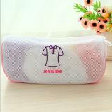 El sujetador de la ropa interior del bolso que se lava pega el bolso protector del lavadero de la ropa