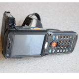 Leitor Handheld da freqüência ultraelevada do código de barras de ISO18000-6c MPE Gen2 Bluetooth RFID