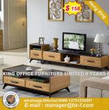 Design de luxeRound up Holsterytouffetagemeuble TV ronde (UL-MFC019)
