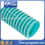 Boyau flexible d'aspiration de PVC pour l'eau/huile/poudre/produit chimique
