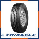 315/70R22.5 8R22.5 9R22.5 Triangle excelente resistência ao desgaste de pneus de camiões, ETIQUETA DA UE