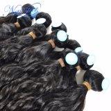 Оптовые бразильские естественные человеческие волосы девственницы волны в большом части