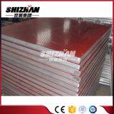Etapa roja portable barata de aluminio de la danza de /Portable de la etapa del paso del SGS del TUV