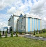 PPGIの上塗を施してあるアルミニウム建物の装飾的な合成シート