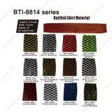 """材料Bti8814 5 """" Baitfishのスカート材料を結んでいるはえのための顧客デザイン"""