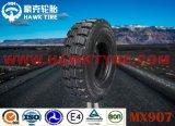 El tubo de neumáticos radiales de alta calidad 8.25R20, 9.00R20, 10.00R20, 11.00R20