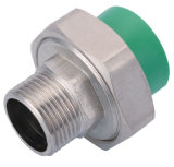 Accessori per tubi di PPR per i materiali da costruzione con qualità stabile
