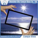 vidrio de cristal Anti-Reflexivo del edificio de 6m m