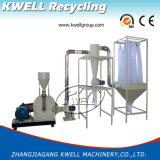 Pulverizer en plastique de Miller/PVC/machine en plastique de rectifieuse/fraiseuse en plastique