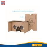 Casella 3D di Vr più poco costosa di realtà virtuale del cartone di Custmized Google dei regali promozionali