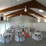 El tubo Wedding de la decoración de Reino Unido 1.8m-3.0m telescópico de la alta calidad y cubre