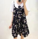 Wholesale Fashion Dama Falda tirantes de encaje