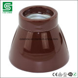 Colshine Edison Schrauben-Dielen-Decken-Lampenhalter, Retro Lampen-Unterseite für Tisch-Lampe