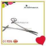 Supporto chirurgico dell'ago dell'acciaio inossidabile 410 di alta qualità diritto