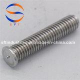 Винт M4*25 продетый нитку алюминием (PT) ISO13918