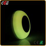 Base de l'ampoule LED RVB réglable WiFi Magic Light coloré Voyant de changement de couleur Bluetooth E27/B22