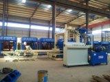 Bloco de cimento automático do cimento que faz o tijolo da máquina que dá forma à máquina