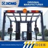 XCMG 1,5 tonne à 4 roues chariot élévateur électrique à déplacement latéral du mât