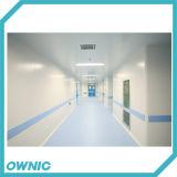La fábrica vende directo las puertas interiores para el hospital