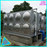 De Modulaire Opslag van uitstekende kwaliteit van het Roestvrij staal drinkt de Tank van het Water