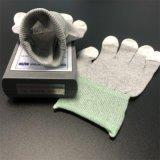 Великолепное цельновывязанное изделие из углеродного волокна ESD перчатки