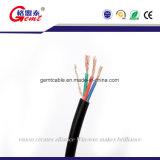 좋은 품질을%s 가진 PVC에 의하여 격리되는 전기 Rvv 유연한 케이블 철사 또는 고압선