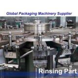 Máquina de engarrafamento manual do suco do frasco para a empresa de pequeno porte