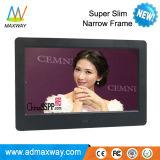 7 polegadas moldura fotográfica digital com bateria com bateria interna (MW-077DPF)