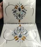 Стикер диаманта комода стикера Rhinestone самой последней собственной личности 2018 слипчивый кристаллический (E03)