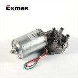 24V 33rpm 6nm (MB062FF100-WD0069-20)のDCのワームギヤモーター