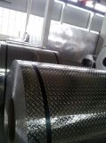 Folha de alumínio xadrez para reboques