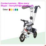 ペダルのフィートのペダルの蹴りのスクーターの卸し業者が付いている子供の蹴りのスクーター
